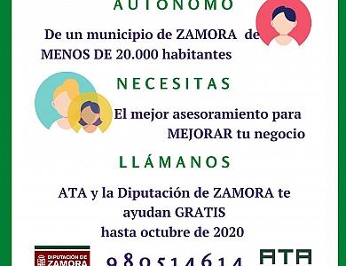 Coberturas para autónomos en la provincia de Zamora