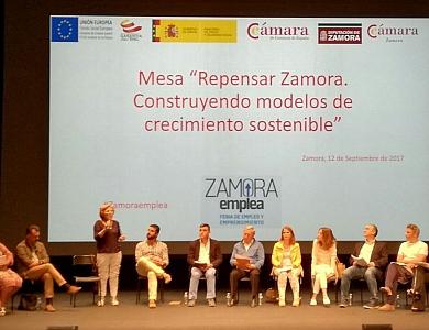 La Diputación de Zamora en la I Feria de Empleo